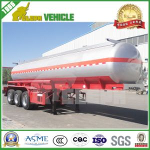48000L Three Axles German Air Suspension LPG Trailer pictures & photos