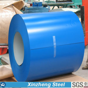 Prepainted PPGI Steel Coil, Color Coated Steel Coil, PPGI with Stable Delivery Time pictures & photos