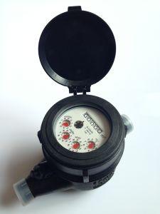 Multi Jet Dry Type Plastic Body Water Meter pictures & photos