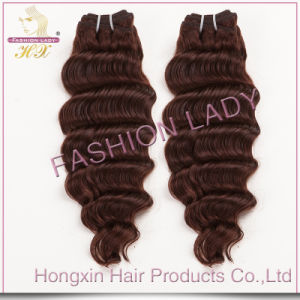 Virgin Remy Brazilian French Wave Human Hair (HX-FR-20)