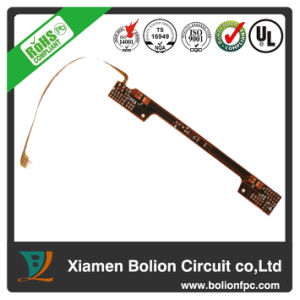 High Quality Double Sides Flexible Board-FPC pictures & photos