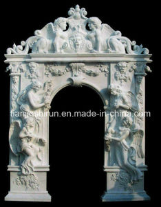 Stone Carving Doorway, Door Frame, Door Surrouding pictures & photos