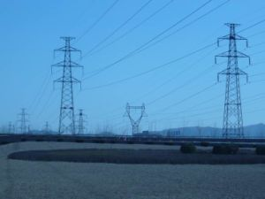 Transmission Power Line Tower (330kv) pictures & photos