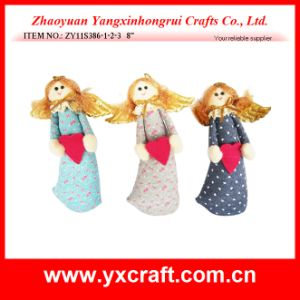 Christmas Decoration (ZY11S386-1-2-3) Christmas Angel Christmas Ornament Import pictures & photos