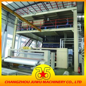 Three Layers SSS 1600mm PP Nonwoven Fabric Machine pictures & photos