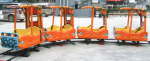 Theme Park Musical Toy Train for Kid
