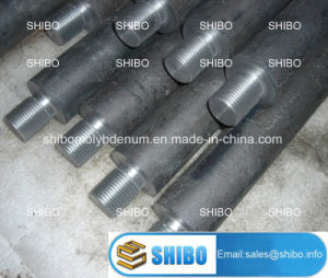 99.97% Pure Molybdenum Electrodes for Glass Melting pictures & photos