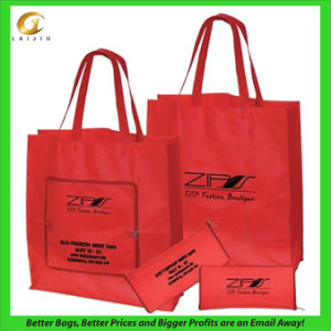 China Zip up Tote Shopping Bag, with Custom Design and Size ...