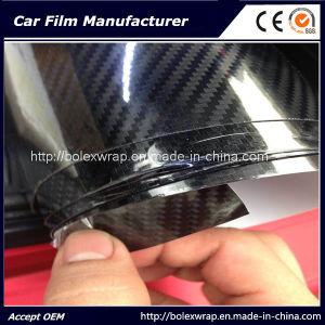 High Glossy 5D Auto Carbon Fiber Car Wrap Vinyl Film pictures & photos