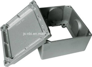 Aluminum High Pressure Casting Junction Box with Bead Blasting pictures & photos