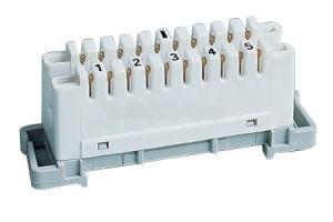 10 Pair Lsa IDC Connection Module Suppliers pictures & photos