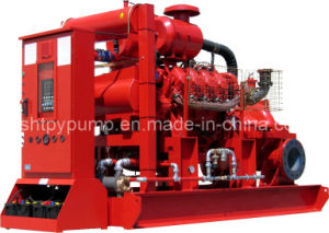Diesel Drive Fire Fighting Pump (XBC-TPOW) pictures & photos