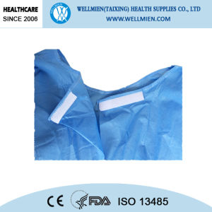 100% PP Material SMS Non Woven Clothing pictures & photos