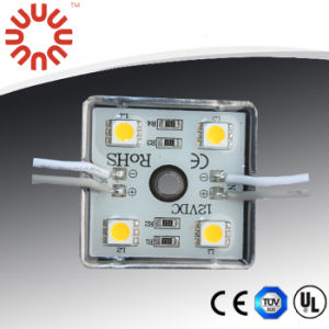 5050 RGB Waterproof 3 LEDs LED Module pictures & photos