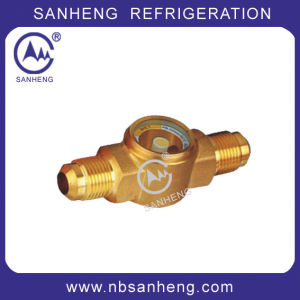 Hot Saling Sight Glass/Moisture Indicator (SAE) for Refrigeration pictures & photos