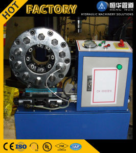 Good Technology Hydraulic Pipe Cable Hose Crimping Machine pictures & photos
