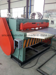 PP PE HDPE ABS Thick Sheets Production Line Extruder Plate Professional Plant Board Making Machine 3-30mm Sj-120 Sj-150 pictures & photos