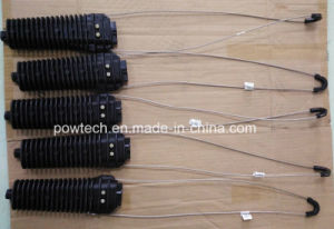 Plastic Anchoring Clamps for FTTH, ADSS Cable pictures & photos