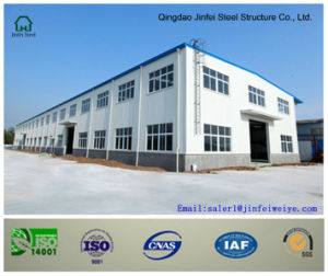 High Quality Wide Span Steel Structure Warehouse From China