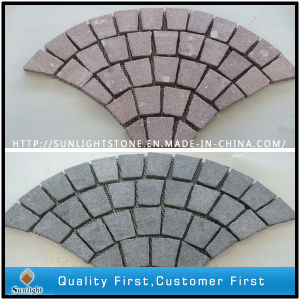 Granite Pattern Cubestone/ Cobble Flagstones Pavers pictures & photos