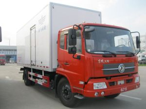 14000L Sinotruk 4*2 Refrigerator Freezer Truck pictures & photos