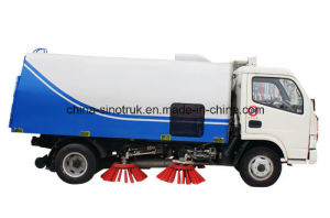 Professional Supply Street Wash Sweeping Truck with Isuzu HOWO DFAC Jmc Chassis pictures & photos