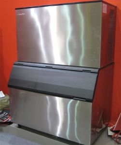 1000kgs Cube Ice Machine for Supermarket Fresh pictures & photos