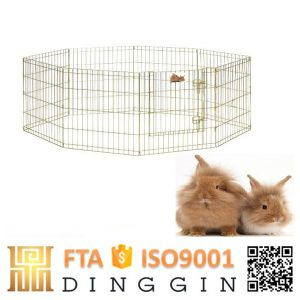 Folding Metal Dog Enclosure for Puppy pictures & photos