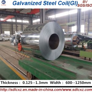 Building Material Dx51 Gi Q235B Galvanized Steel Coil pictures & photos