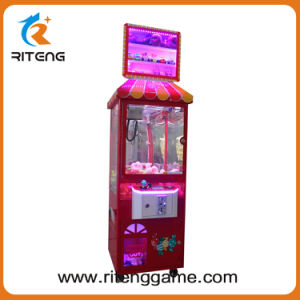 Amusement Center Coin Operated Toy Vending Prize Gift Machine Crane Claw pictures & photos