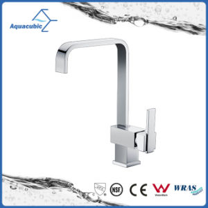 Brass Body Single Handle Kitchen Sink Faucet (AF5030-5) pictures & photos