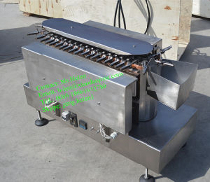 Automatic Rotating Souvlaki Maker Machine, Kebab Making Machine pictures & photos