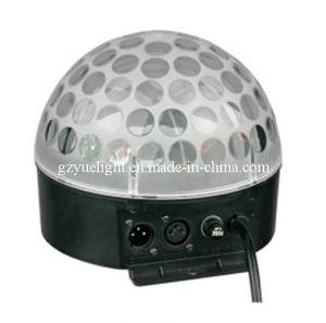 Cheap Disco Mini Ball Magic Effect LED Light UFO Disco Light pictures & photos