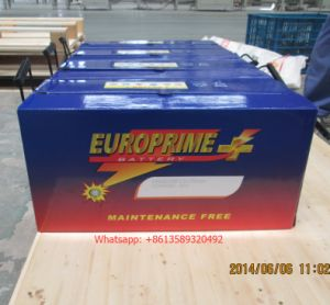 12V Startup Auto Mf Car Battery 30ah-250ah pictures & photos