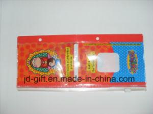 Customized Logo Printing PVC Pencil Bag pictures & photos