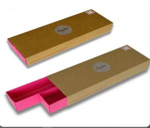 Custom Pen Packaging Box with EVA Holder pictures & photos