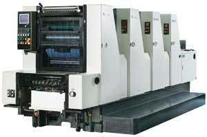 Gh564 Four Colors Offset Press Machine/Printing Machine pictures & photos