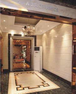 Super Glossy Copy Marble Glazed Tiles (PK6143) for Floor pictures & photos