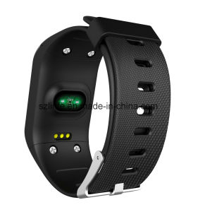 IP67 Waterproof Smart Watch with Heart Rate Monitor & Blood Oxygen Smart Bluetooth Bracelet pictures & photos