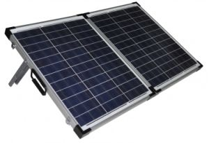 Folding Solar Module 120W for Camping pictures & photos