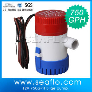 Seaflo Bilge Pump 12V 750gph pictures & photos