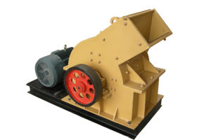 High quality Hammer Crusher with ISO,CE (PC400*300)
