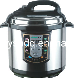 1000W Delicious Food Cooking Machine Electrical Pressure Cooker