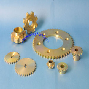 Plate Wheel Roller Chain Sprockets