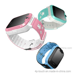 2017 New 3G Children Sos GPS Watch with Camera Y20 pictures & photos