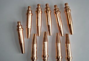 Plasma Cutting Nozzle and Electrode pictures & photos