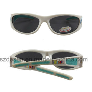 Wholesale Custom Logo Sport UV400 Kid Sunglasses pictures & photos
