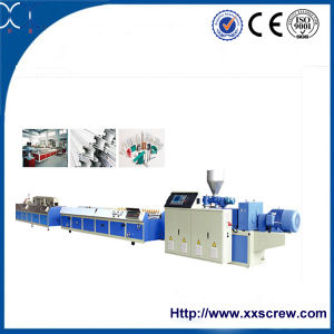 Xinxing Brand Yf Series UPVC Window Making Machine pictures & photos