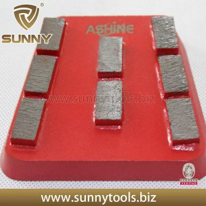 Marble Slab Polishing Diamond Tool Diamond Grinding Frankfurt Block pictures & photos