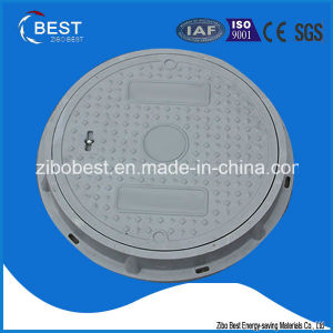 GRP/FRP Sewer Manhole Covers with Light Strong Durable Features pictures & photos